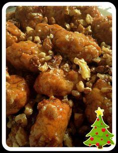 Συνταγή για Μελομακάρονα Όπως Πρέπει Chicken Wings, Meat, Food, Essen, Meals, Yemek, Eten, Buffalo Wings