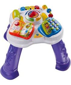 VTech Play and Learn Activity Table.