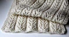 Ravelry: Birch Trees Scarf pattern by Julia Marsh pretty free scarf pattern