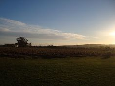 Never-ending hills @ Zandberg Wine Estate