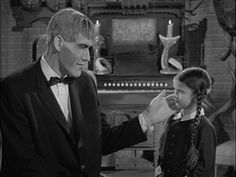 funny vintage horror goth miserable the addams family Wednesday Addams Classic TV Addams Family Lurch classic horror Original Addams Family, The Addams Family 1964, Addams Family Tv Show, Addams Family Characters, Adams Family, Addams Family Quotes, Addams Family Wednesday, Ted Cassidy, Funny