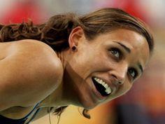 Lolo Jones... astonishing athlete