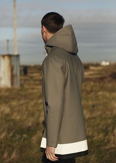Whistles x Stutterheim raincoat collaboration   Design Hunter