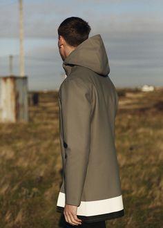 Whistles x Stutterheim raincoat collaboration | Design Hunter