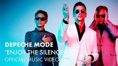 Depeche Mode - Enjoy The Silence (Remasterizado)