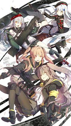 404 not found Anime Military, Military Girl, Kawaii Anime Girl, Anime Art Girl, Ww Girl, Character Art, Character Design, Anime Friendship, Anime Weapons