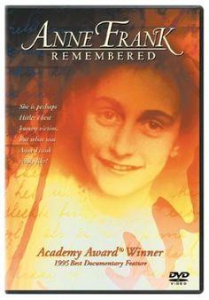 Lesson Plan: Anne Frank - Four Films - Holocaust