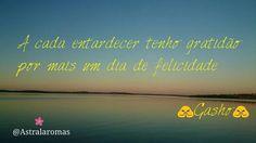 A cada entardecer tenho gratidão por mais um dia de felicidade #gassho ✨ 🙏 𝔾𝕣𝕒𝕥𝕚𝕕ã𝕠🙏 @Astralaromas #Gratitude #Astralaromas #Diadepaz #Felicidadecomgratidao #Pensamentopositivo #Declaracaopositiva #Afirmacaodiaria #Otimismo #Energiapositiva #Positivevibe #Vibrapositivo #Gratitudediary #Afirmaçoespositivas #Superação #Bemestar #Positiveafirmation #Frasespositivas #Reiki #Fengshui #Frasedodia #Happinesswithgratitude #Natureza #Reikianimais