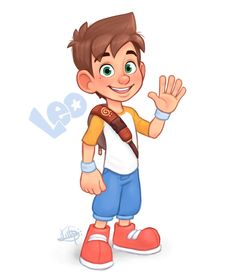 Luigi lucarelli new lion cartoon in 2019 cartoon boy, character sketches, c Male Cartoon Characters, Cartoon Boy, Cartoon Faces, Cartoon Drawings, Cute Drawings, Boy Character, Character Poses, Children's Book Illustration, Character Illustration