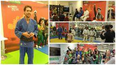 No dia 14/08 no Rio de Janeiro, aconteceu o evento da Centauro com a participação do #Atleta e #Palestrante #FlávioCanto. Mais um evento de sucesso e mais uma vez cliente satisfeito! #PrismaPalestras #OsMelhoresPalestrantes