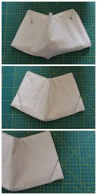 Mamma Gioca: Tutorial: come cucire un cestino di stoffa Sewing Hacks, Sewing Crafts, Sewing Projects For Beginners, Crochet Bikini, Couture, Hobby, Gifts, Diy, Mamma