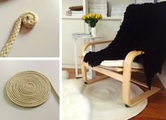 10 Doable Designs for a DIY Rug