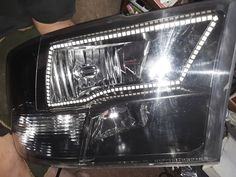 Photo in 2012 Dodge Ram Quad Headlights - Google Photos