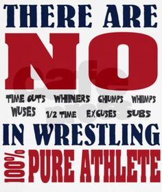Wrestling Sayings Wrestling Quotes Amateur Wrestling