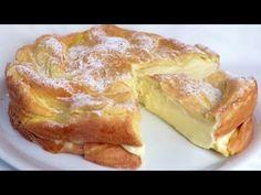 La torta si SCIOGLIE IN BOCCA, Facilissima ed Economica #293 - YouTube Polish Cake Recipe, Polish Recipes, Cake Cookies, Cupcake Cakes, Cupcakes, Sweet Recipes, Cake Recipes, Desert Recipes, Let Them Eat Cake