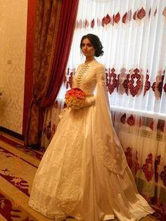 Georgian (?) bride