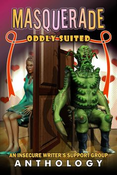 Masquerade: Oddly Suited Anthology Interviews April 30th release #IWSG - Juneta Key