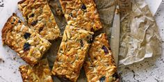 How To Make Supercharged Breakfast Bars (For People On The Go)