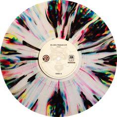 Blues Traveler Four Vinyl Record Projects Art Cd