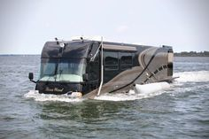Terra Wind Amphibious Motorcoach 1