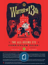 The Hardcover of the Warren the and the All-Seeing Eye (Warren the Series by Tania del Rio, Will Staehle Good Books, Books To Read, My Books, Happy Friday The 13th, Roman, Reluctant Readers, All Seeing Eye, Cd Audio, Illustrations
