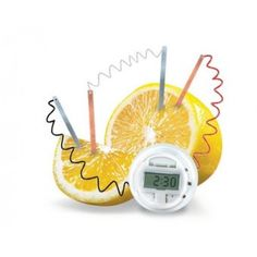 Lemon Clock Science toys and arts and craft kits from 4M. 4M products can be purchased at http://inspiringtoys.co.uk/