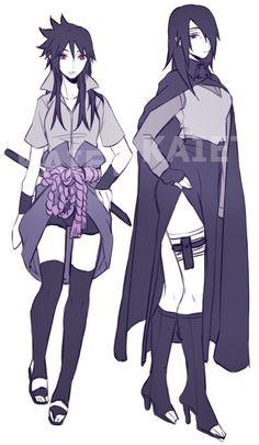 Sasuke Uchiha (Genderbend)