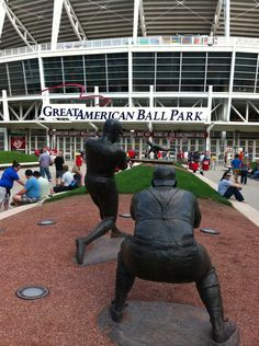 Home of the Cincinnati Reds!!!
