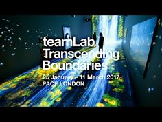 teamLab creates a digital wonderland at Pace London
