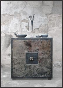 ART-&-CRAFT-33 Metal Working, Arts And Crafts, Vanity, Iron, Dressing Tables, Powder Room, Metalworking, Vanity Set, Single Vanities