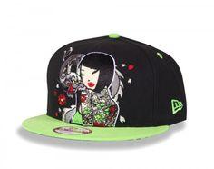 The Giant Peach - tokidoki - Serpentine Snapback Hat, Black, $34.99 (http://www.thegiantpeach.com/tokidoki-serpentine-snapback-hat-black/)