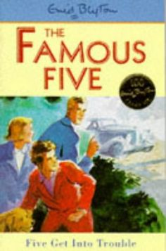 Famous Five books by Enid Blyton was one of many Enid Blyton series I read as a child. They are wonderful! Starting with Noddy (Toys that came to like LONG before Pixar made Toy Story) to The Wishing chair (great for 5 and 6 year olds) to Famous Five and Secret Seven!