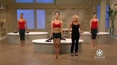 Pilates (Gaiam TV) - Slimming Pilates with Mari Winsor: Burn and Firm - Pilates . Pilates Video, Pilates Reformer, Pop Pilates, Pilates Barre, Pilates For Beginners, Iyengar Yoga, Ashtanga Yoga, Hormon Yoga, Pilates Workout Routine