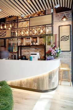 Sushi Maru Restaurant, Double Bay | City Lighting Products | https://www.facebook.com/CityLightingProducts/