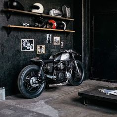 15 Amazing Cafe Racer For Motorcycle Lover - Grids And Layers