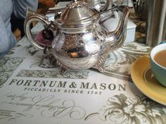 Fortnum & Mason from @Annabelle Manfield