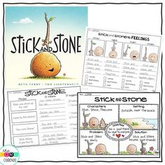 TEACH YOUR CHILD TO READ - Teach kids about friendship and bullies with the book Stick and Stone. Your students will love this heart-warming read-aloud. - Super Effective Program Teaches Children Of All Ages To Read. Social Emotional Learning, Social Skills, Social Work, Responsive Classroom, Read Aloud Books, Classroom Community, Sticks And Stones, Character Education, School Counseling