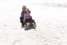 El mejor día de nieve... en trineo #kids #imaginarium