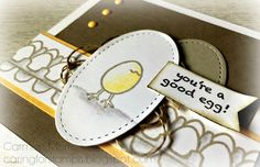 Perfect Mix stamp set, Hey, Chick stamp set from Stampin' Up!