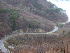 Misiryeong Yetgil (old road) #Misiryeong #Sokcho, Korea