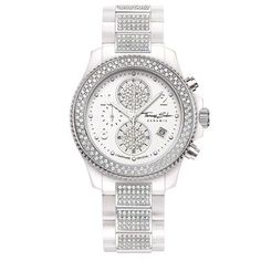 watch, chronograph – WA0182 – Watches – THOMAS SABO