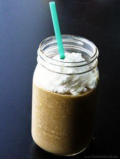 Starbucks Copycat Recipe: Pumpkin Spice Latte Frappuccino