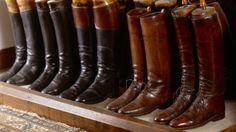 English riding boots