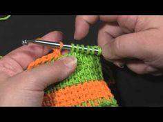 How to Crochet: Tunisian