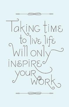 Always inspire.