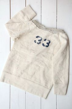 Vintage Fleece 33 remake sweat / beige (16) - 100% picnic.