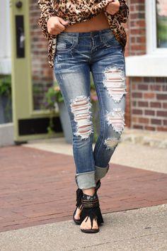 des jeans - $270 Porterai cette jeans avec les bottes des bûcheron pour un masculin apparence . -Niviya