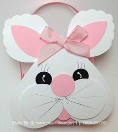 Bunny_Basket_Bensarmom_small by bensarmom - Cards and Paper Crafts at Splitcoaststampers