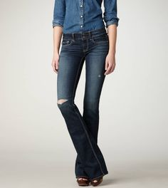American Eagle-Artist jeans i love these!! :)