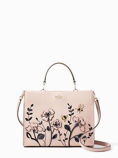 blossom drive sara by kate spade new york - Bags and Purses 👜 Popular Handbags, Cute Handbags, Kate Spade Handbags, Kate Spade Purse, Purses And Handbags, Cheap Handbags, Prada Purses, Celine Handbags, Unique Handbags